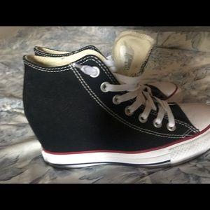 Converse Shoes - Converse hidden wedge